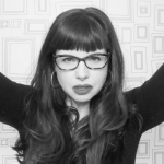 Kelly Sue DeConnick, comic book writer and editor, Pretty Deadly and Bitch Planet
